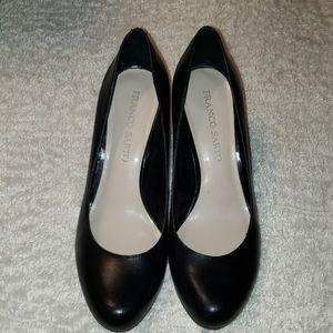 Franco Sarto black pumps women's size 8.5